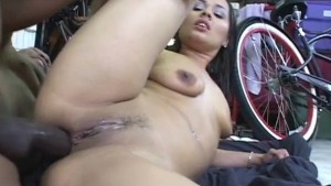 Rough Anal For Horny Babe