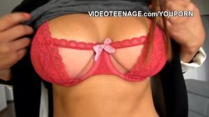 big tits teens do porn casting