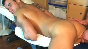 My cock goes hard !