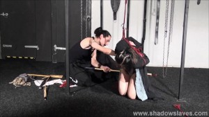 Whipped asian slavegirl Devils