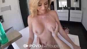 POVD - Hot blonde Brett Rossi fucked in POV
