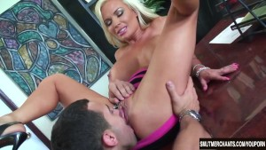 Hot MILF fuck and facial