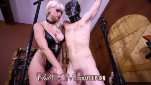Mistress Dahlia Trains A New Slave