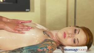 Massage Rooms Oily lesbian sex