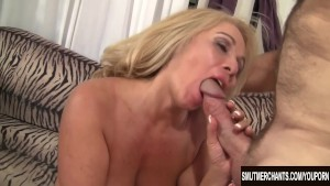 cute blond granny banged good – Free Porn Video