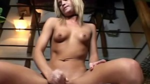 Handjob Teen Nice Jerk Job