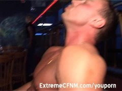 Real Male Strippers fucking the women