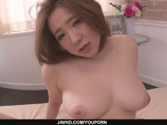 Big assed Alice Ozawa fucked in a japan blowjob video