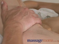 Massage Rooms Teen ballerina bends her beautiful body into any position