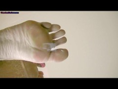 FOR FOOT FANS ONLY! Lust For Chanel s Feet Poetic Motion