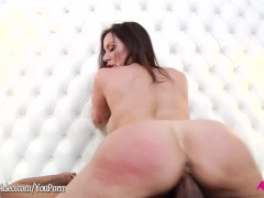 Kendra Lust loving big black cock sex