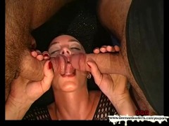 German Goo Girls - Please cum on our pussies