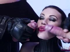 Tiffany Doll Anal Threesome BDSM