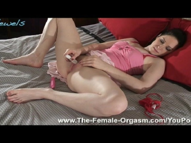 Girls having an orgasm