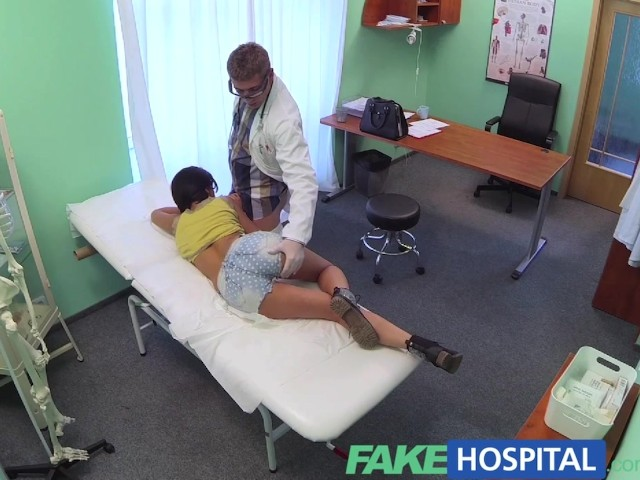 image Fakehospital foreign patient with no health