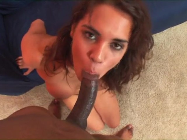 Latina Calls The BBC Her Daddy - BB Gunn