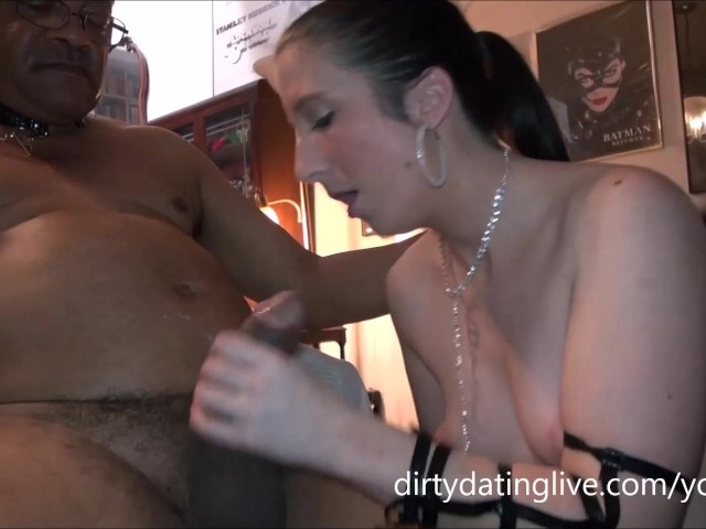 Milf gives daughters bf a footjob