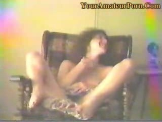 Older couple having rough sex on this home movie