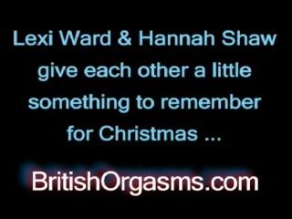 Santas vibing each other orgasms...