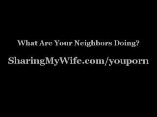 Shared by neighbor...