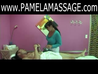 Massage with a Magic Touch