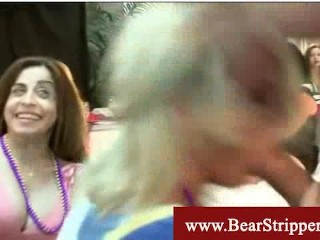 Cfnm bachelorette sucking dick at party