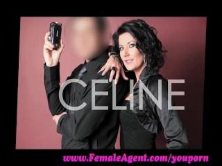 Femaleagent i ll teach you...