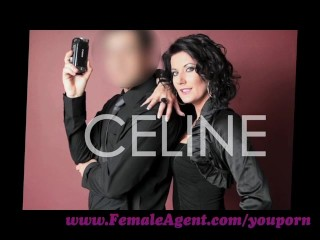 FemaleAgent. New agents incredible cock riding skills...