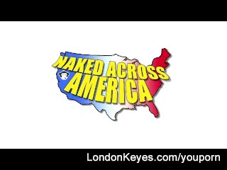Naked across america with...