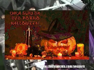 Latina witch got and tigth ass pounded on halloween...