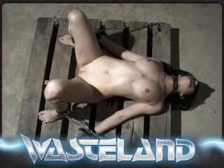 Wasteland series femdom art appreciation class...
