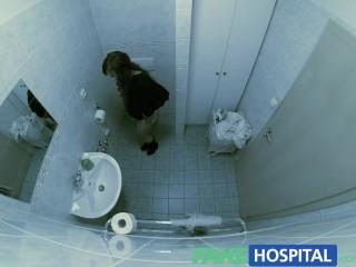 Fake hospital...