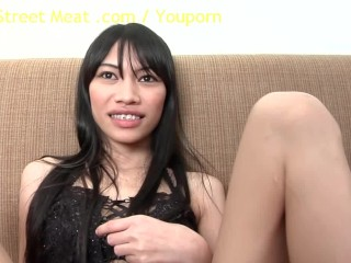 Thai Slapper Girl Geek...