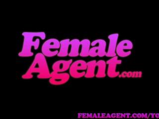 Femaleagent milf shares sexy womans boyfriend in amazing...
