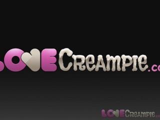 Love Creampie Classy Big Tits Milf Lets...