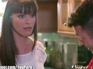 sweetsinner-james-deen-takes-dana-dearmond-over-countertop