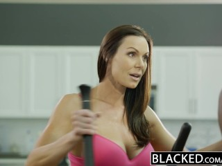 Blacked fitness loves huge black cock
