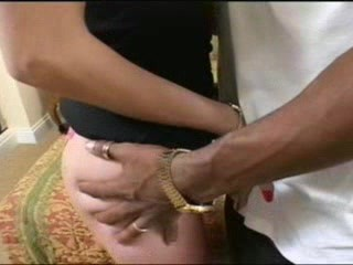 Mandingo black on white blowjob...