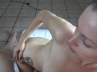 Licking Your Balls And Sucking Your Cock Til You...