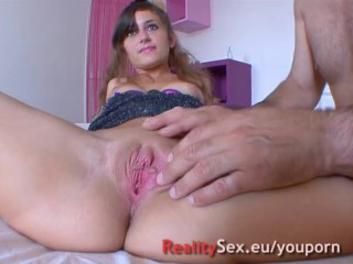 Brutal Orgasm out of control ! Amazin girl!