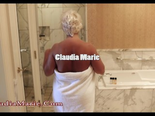 Claudia marie huge saggy fat ass...