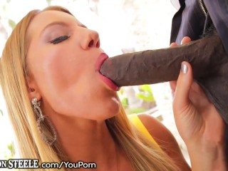 Lex Steele Plows Young Ass with HUGE Dick