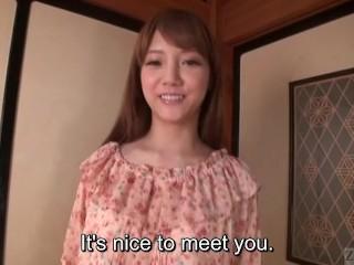 Rei mizuna striptease to nudity...